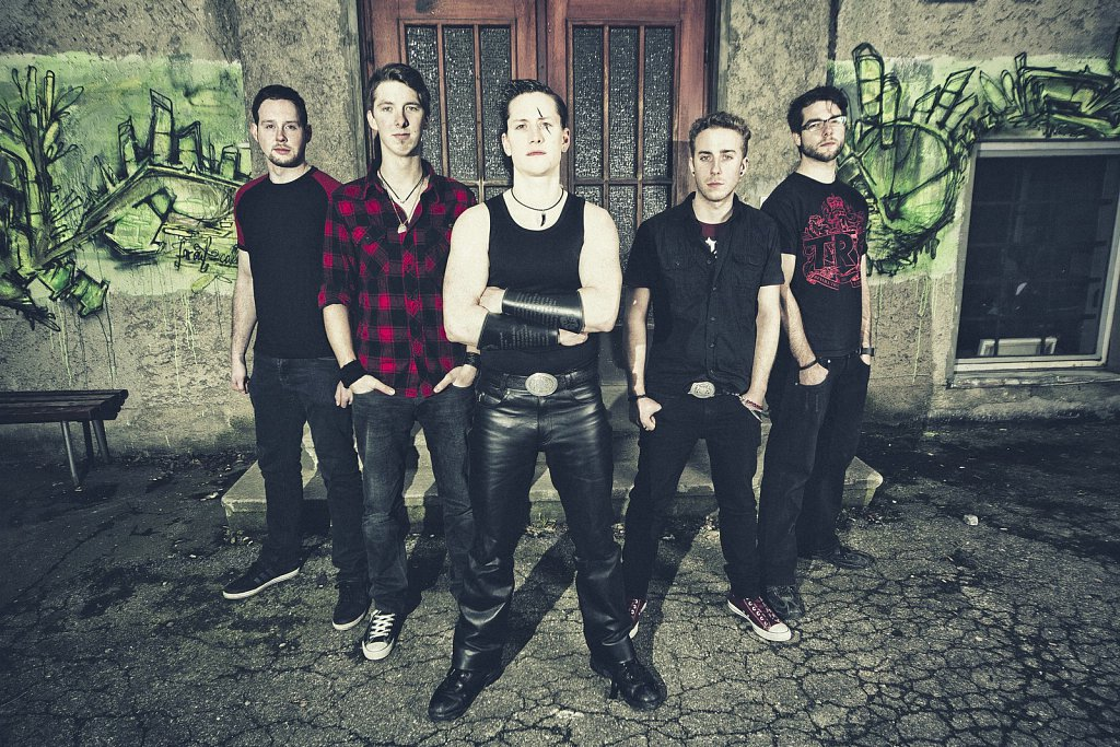 .::Unclouded Perception Promo Shoot::.