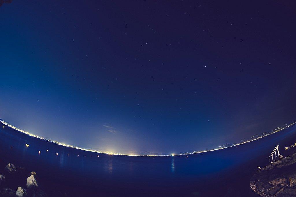 .::Loutraki at Night::.
