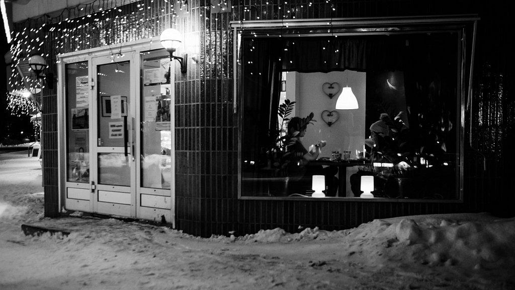 .::Vilhelmina at Night::.